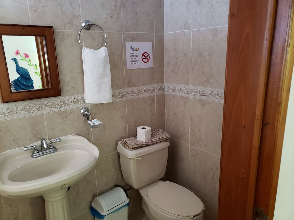 Bathroom, Hotel & Club Campestre Altos Paraiso