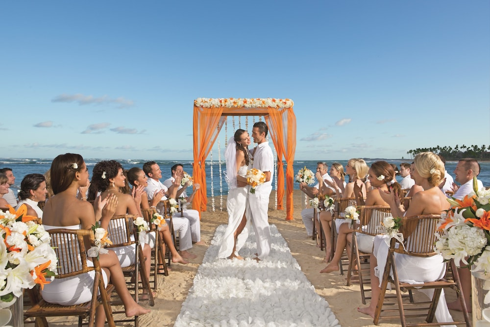 Outdoor Wedding Area, Breathless Punta Cana Resort & Spa Adults Only All Inclusive