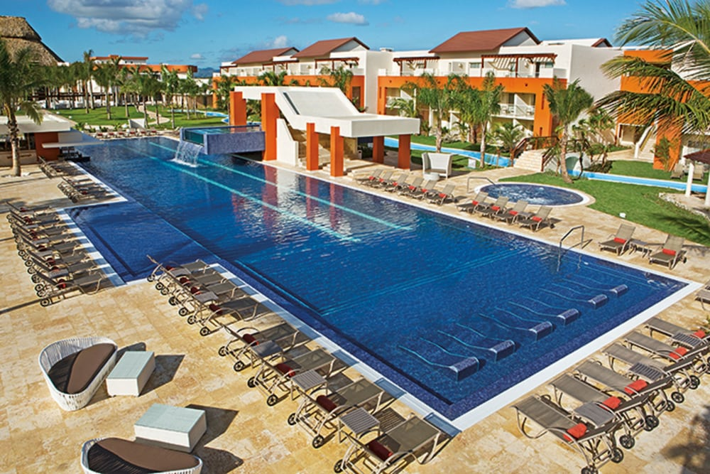 Outdoor Pool, Breathless Punta Cana Resort & Spa Adults Only All Inclusive