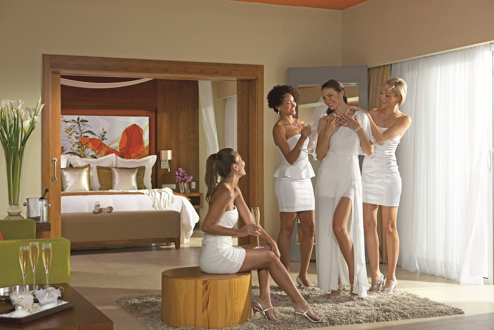 Indoor Wedding, Breathless Punta Cana Resort & Spa Adults Only All Inclusive