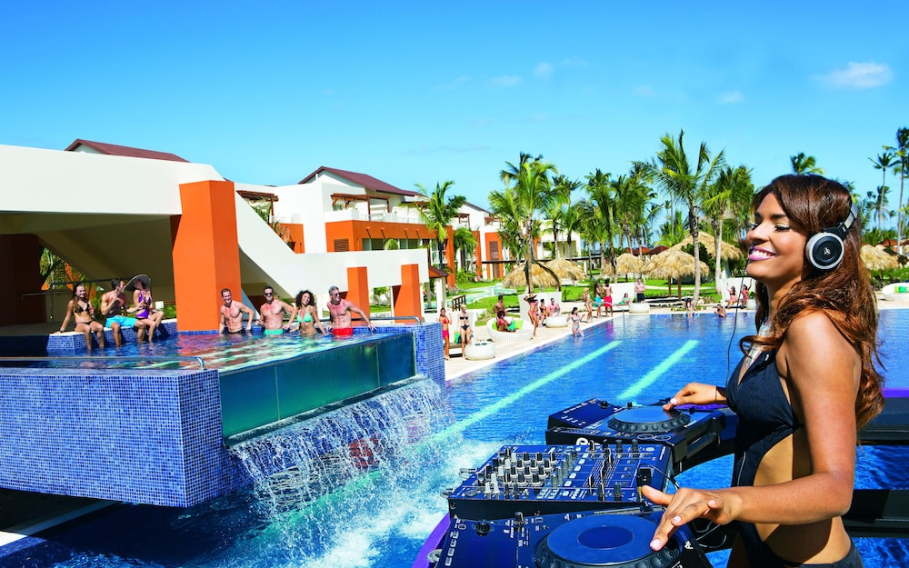 Pool, Breathless Punta Cana Resort & Spa Adults Only All Inclusive