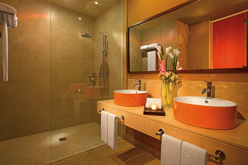 Bathroom, Breathless Punta Cana Resort & Spa Adults Only All Inclusive