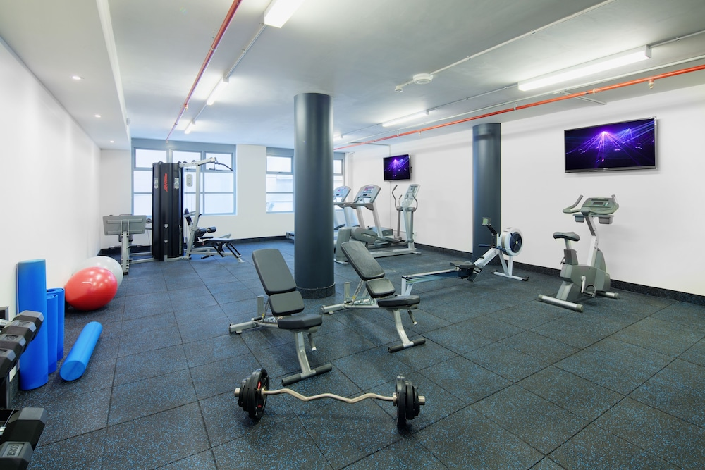 Fitness Facility, Zara Tower - Luxury Suites and Apartments