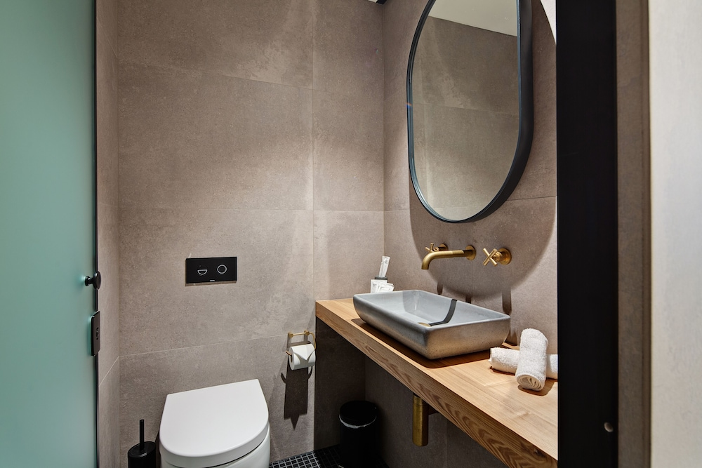 Bathroom Sink, Zara Tower - Luxury Suites and Apartments