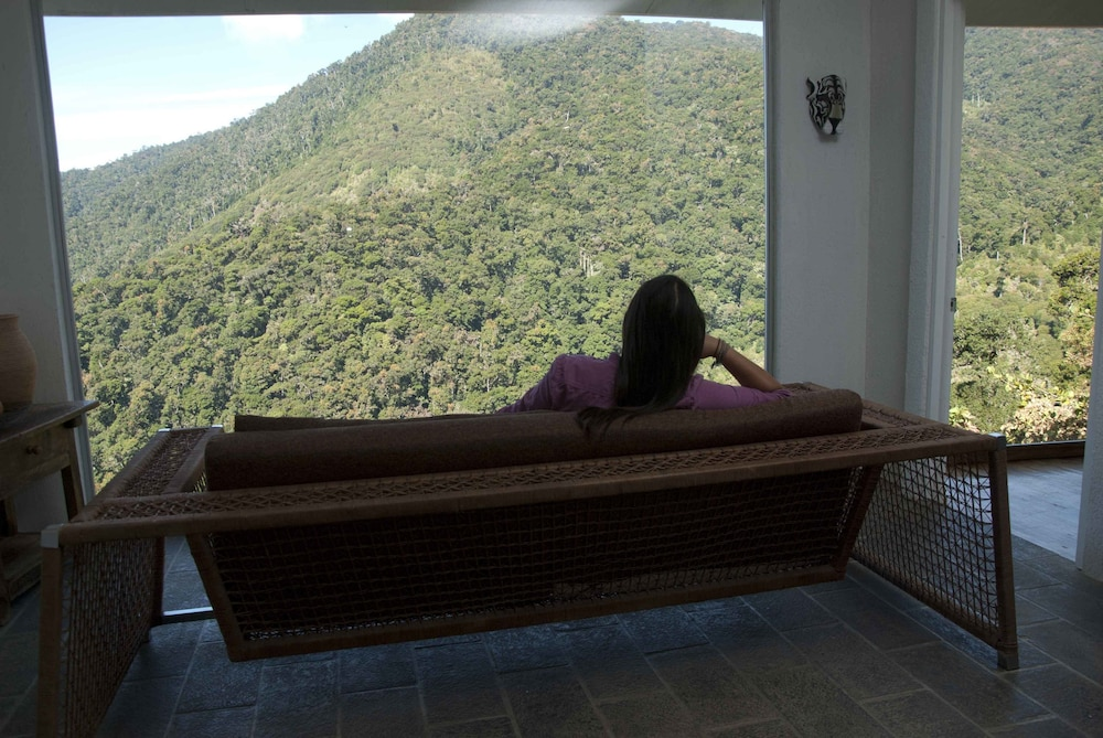 View from Room, Dantica Cloud Forest Lodge