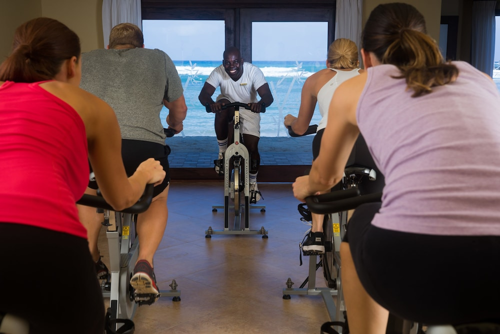 Fitness Studio, Jewel Paradise Cove Adult Beach Resort & Spa – All Inclusive