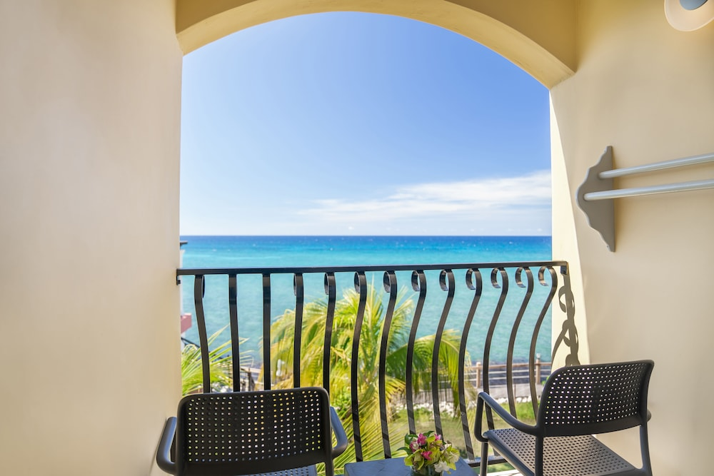 View from Room, Jewel Paradise Cove Adult Beach Resort & Spa – All Inclusive