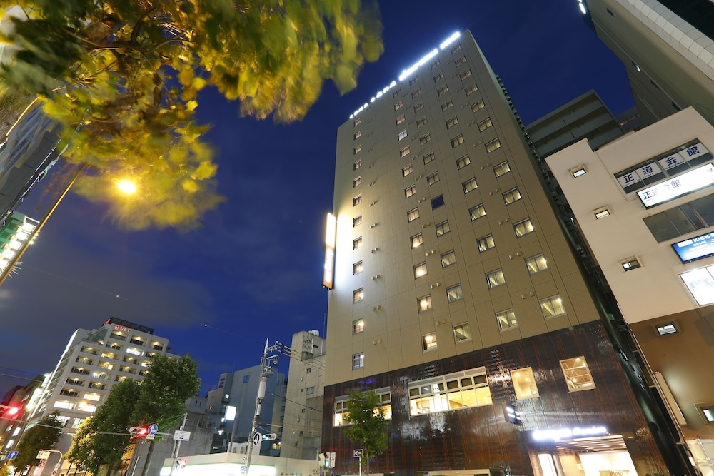 Front of Property, Dormy Inn Premium Namba Natural Hot Spring