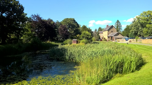 Haselbury Mill Hotel and Restaurant