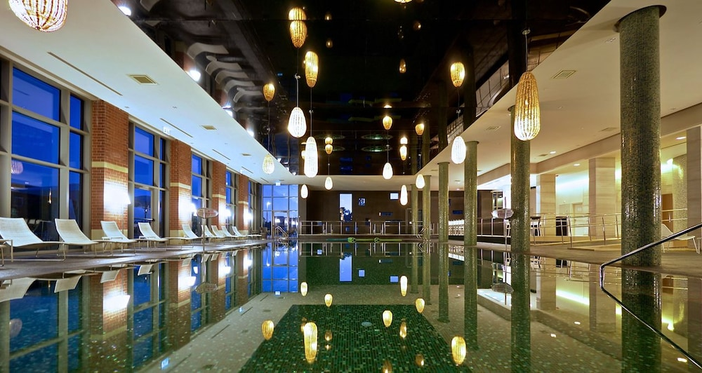 Indoor Pool, Cramim Resort & Spa