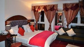 Matelas Select Comfort, minibar, coffres-forts dans les chambres