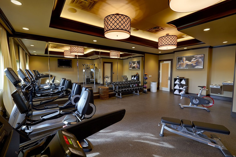 Fitness Facility, River City Casino & Hotel