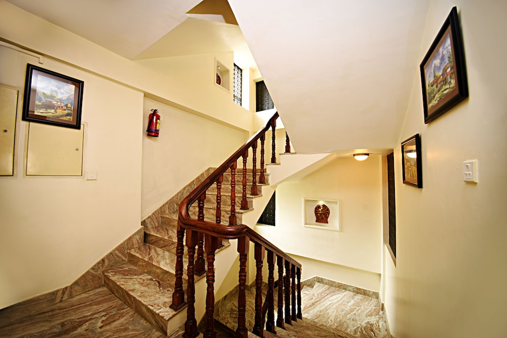Staircase, Hotel Friend's Home
