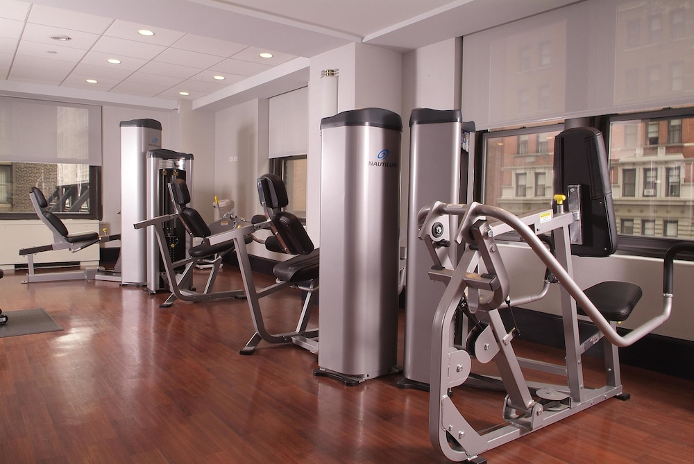 Fitness Facility, WestHouse New York