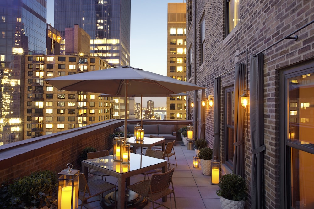 Terrace/Patio, WestHouse New York