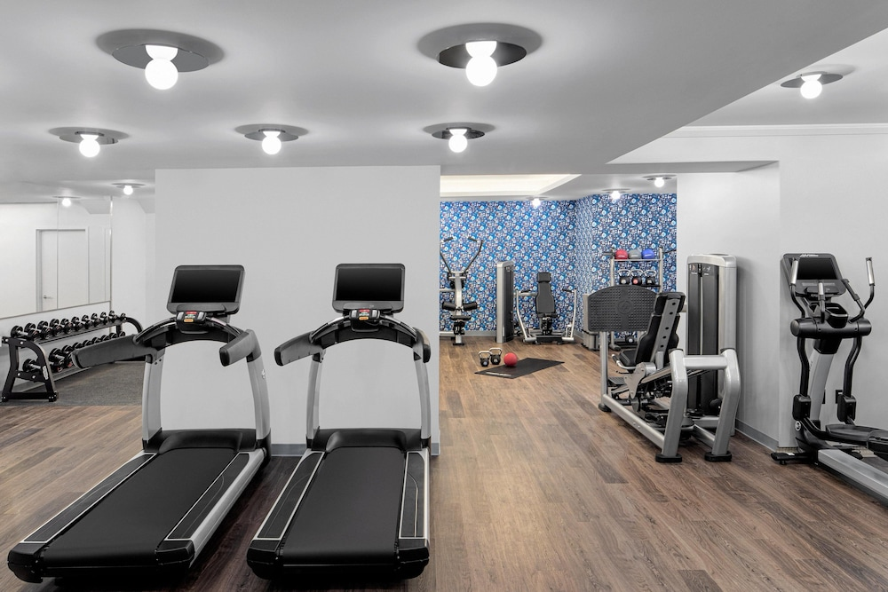 Fitness Facility, Le Meridien New York, Central Park