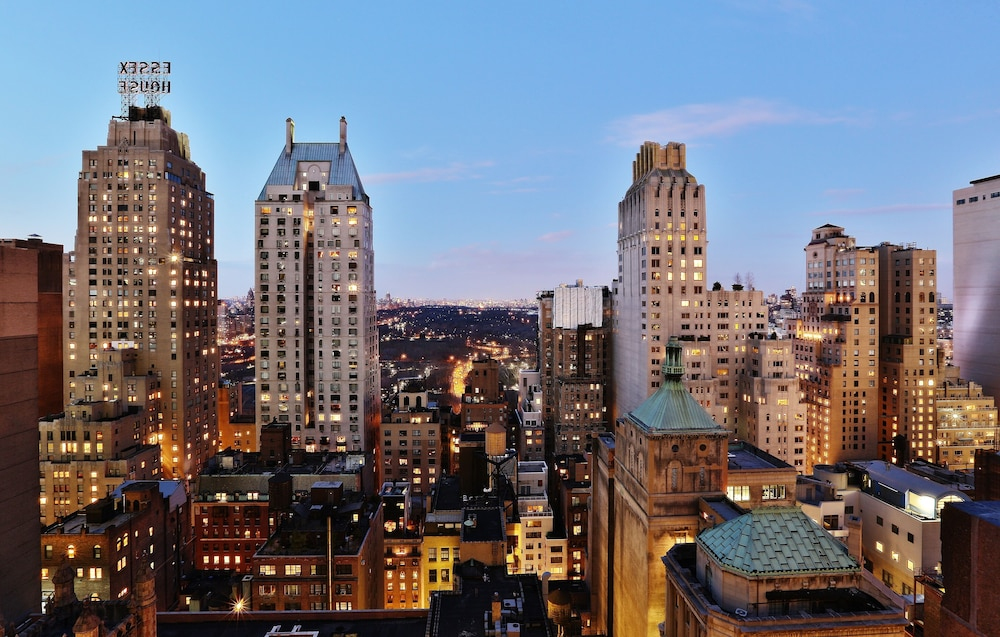 City View from Property, Le Meridien New York, Central Park