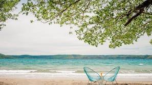 해변에 위치, 무료 해변 셔틀, 비치 파라솔, 비치 타월