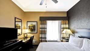 In-room safe, cribs/infant beds, free rollaway beds, free WiFi