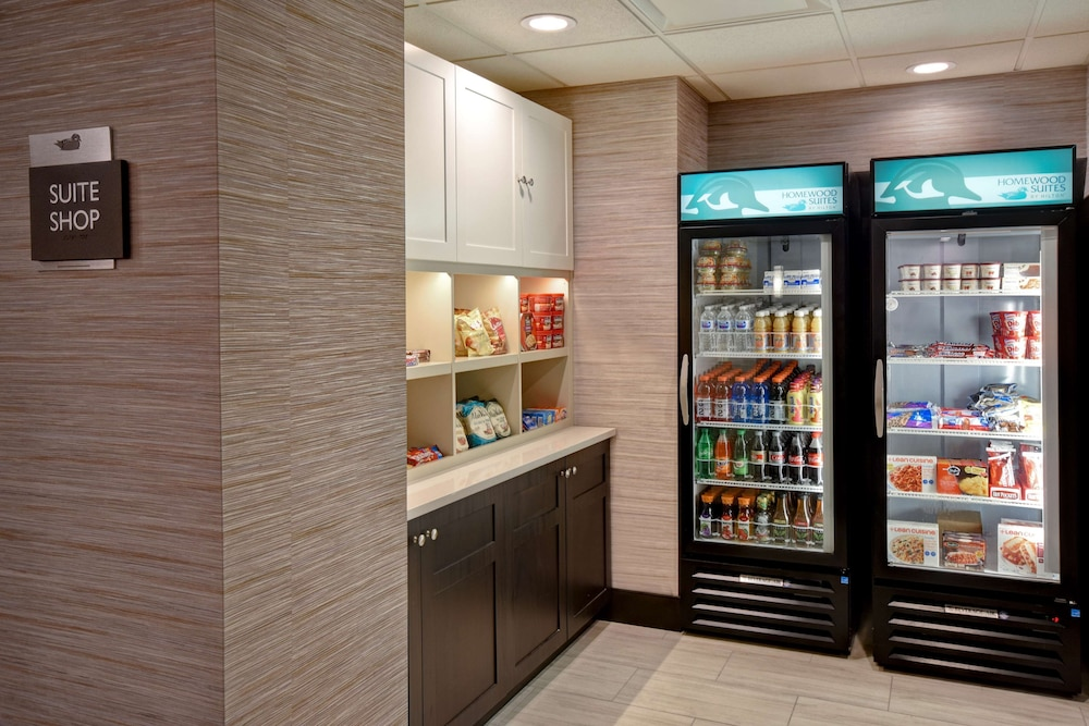 Snack Bar, Homewood Suites by Hilton Southington, CT