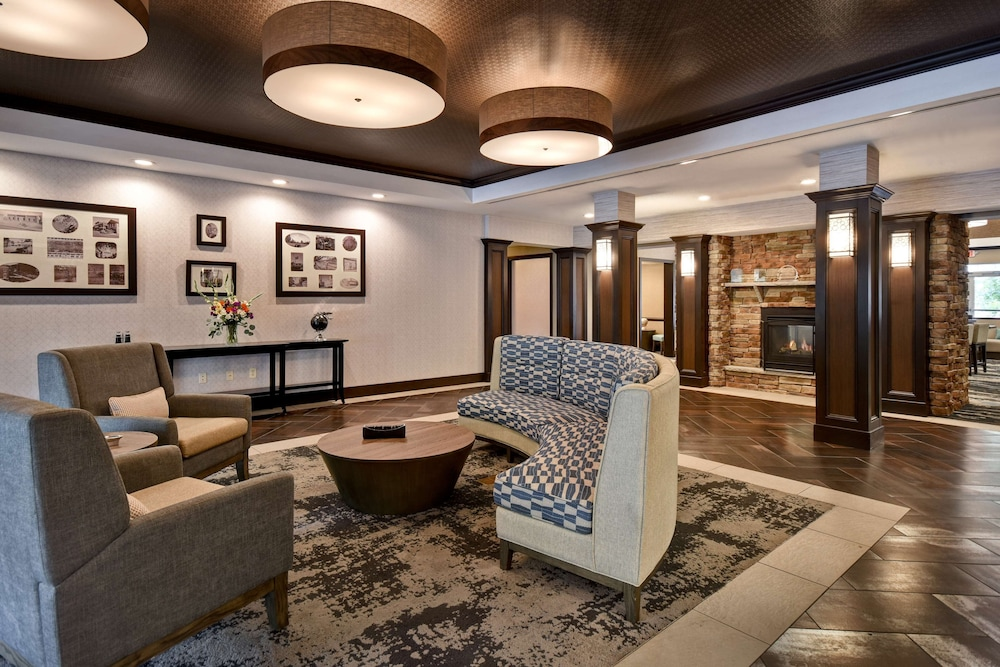 Lobby, Homewood Suites by Hilton Southington, CT