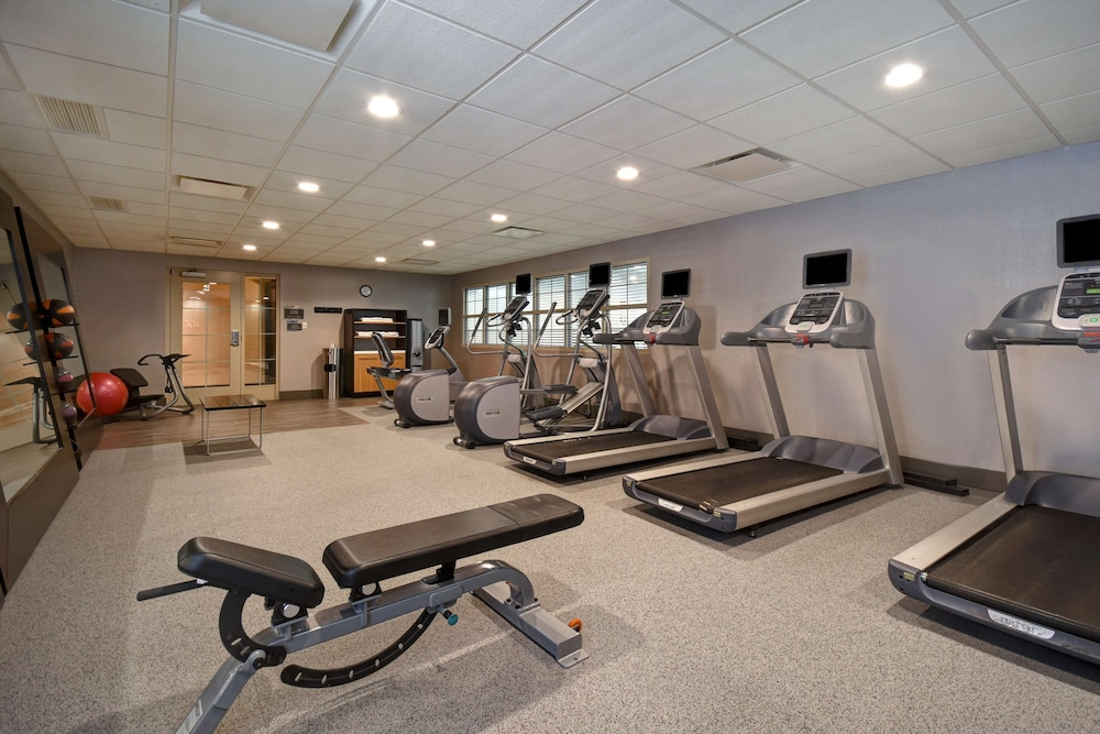 Fitness Facility, Homewood Suites by Hilton Southington, CT
