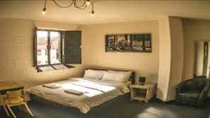 Individueel gedecoreerd, gratis babybedden, extra bedden, gratis wifi