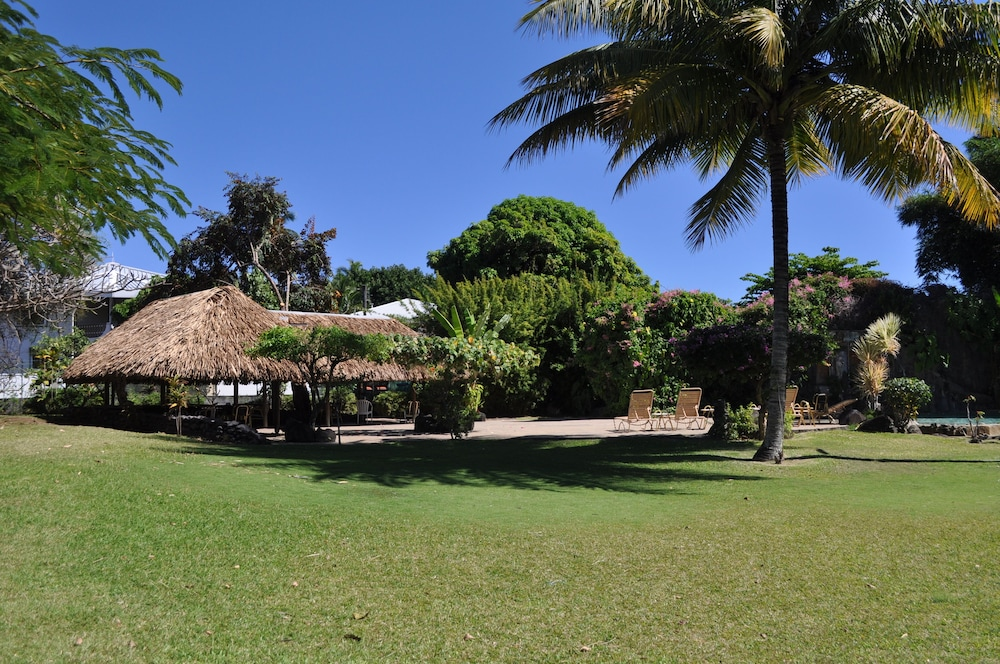 Property Grounds, Hotel Royal Tahitien