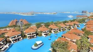 Private beach, sun-loungers, scuba diving, snorkelling