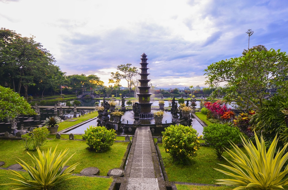 View from Property, Tirta Ayu Hotel & Restaurant