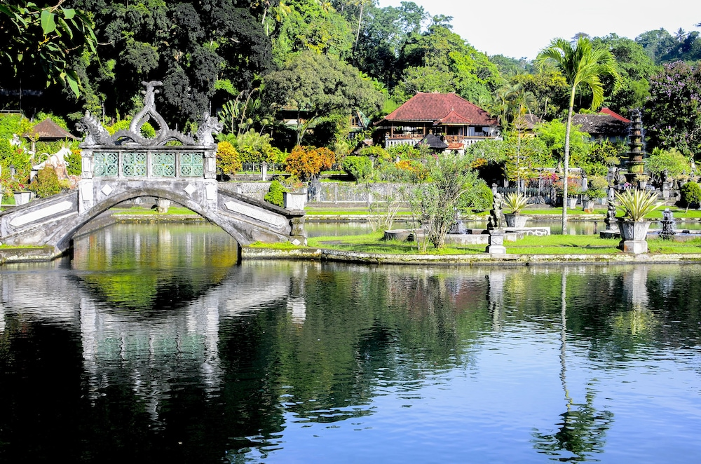 Property Grounds, Tirta Ayu Hotel & Restaurant