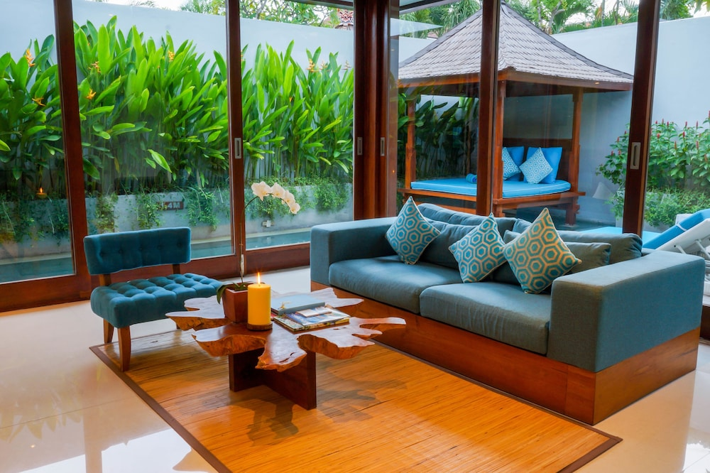 Living Area, Maca Villas & Spa