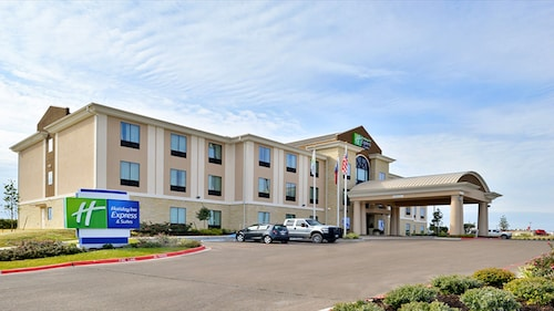 Check Expedia for Availability of Holiday Inn Express Hotel & Suites Schulenburg