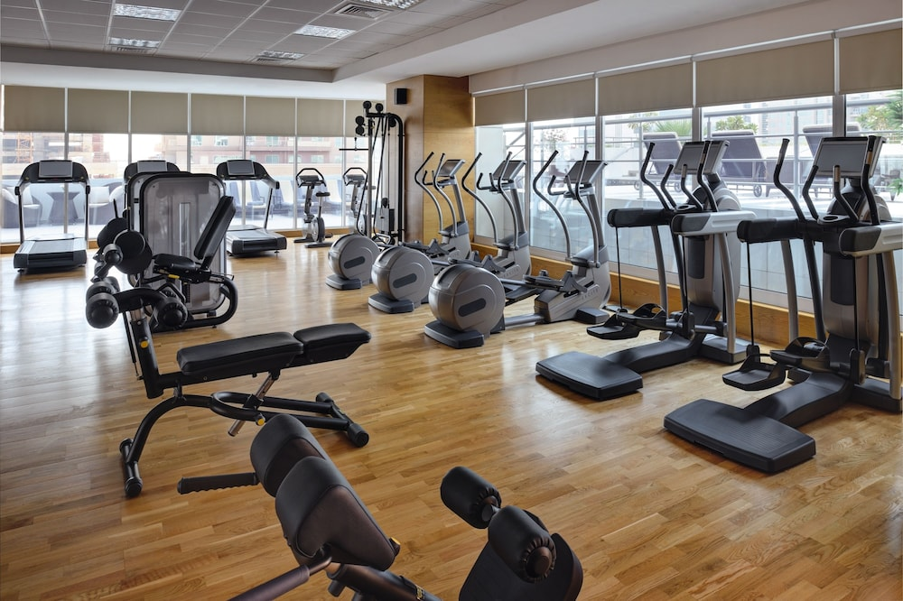 Gym, Movenpick Hotel Jumeirah Lakes Towers