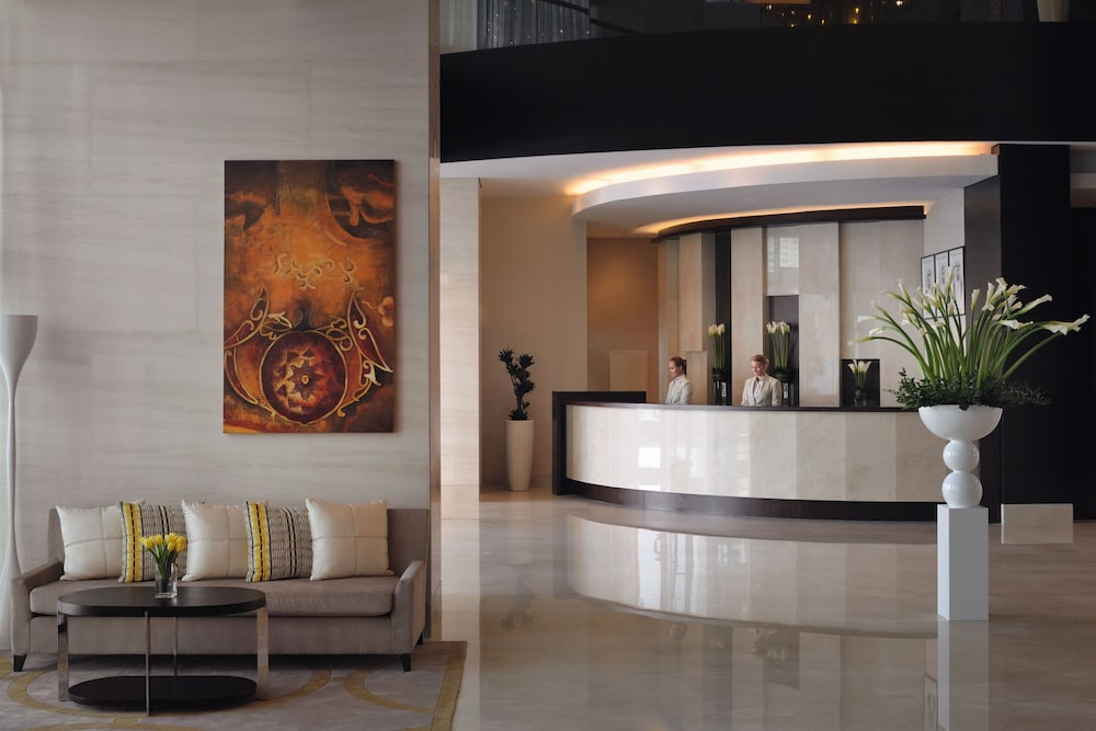 Lobby, Movenpick Hotel Jumeirah Lakes Towers