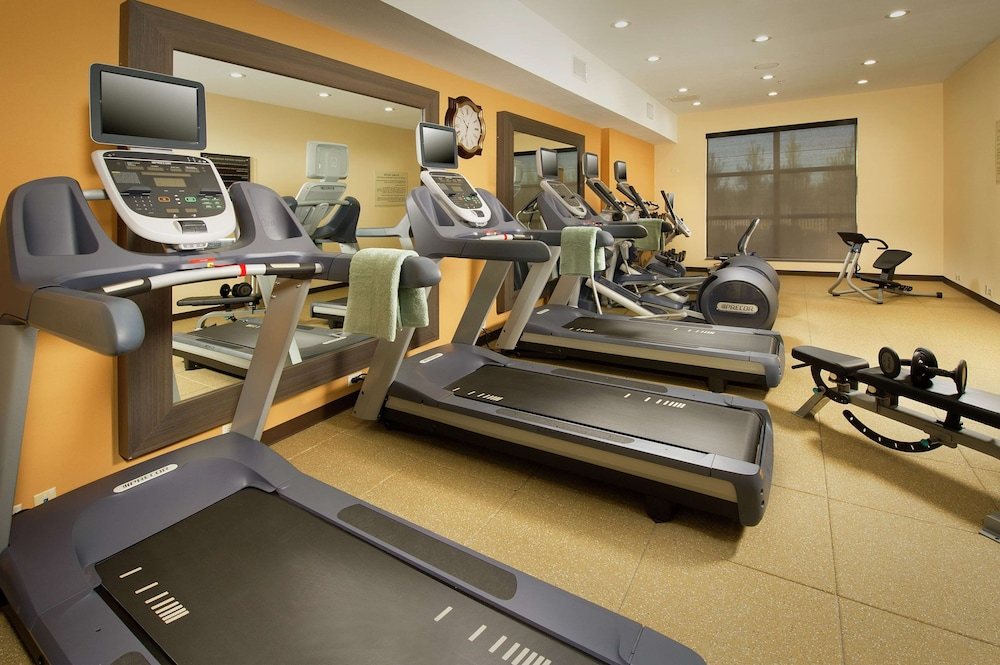 Fitness Facility, Hilton Garden Inn College Station