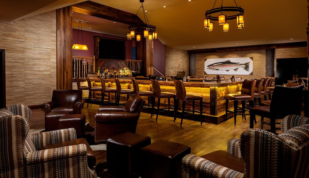 Bar, Tailwater Lodge Altmar, Tapestry Collection by Hilton