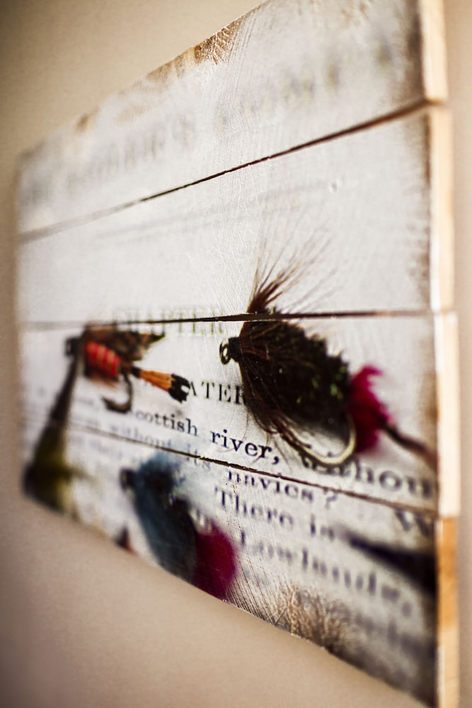 Interior Detail, Tailwater Lodge Altmar, Tapestry Collection by Hilton