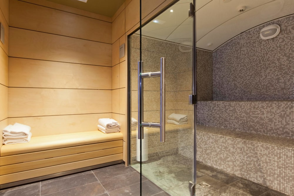 Steam Room, Hotel SB Plaza Europa