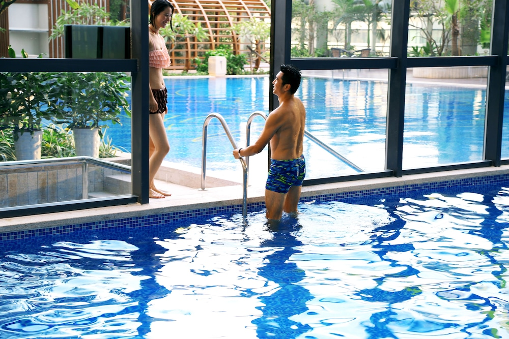 Indoor Pool, Sentosa Hotel Shenzhen Feicui Branch