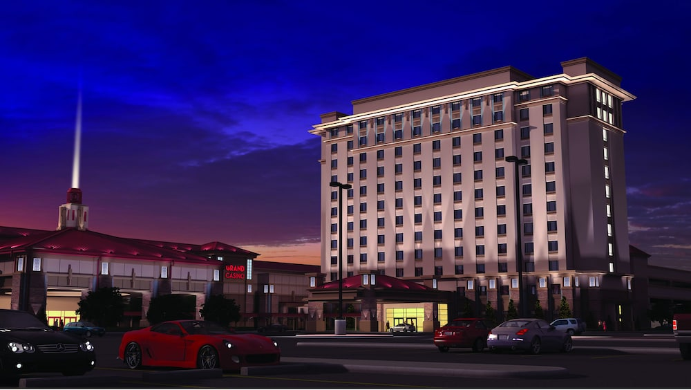 Front of Property - Evening/Night, Grand Casino Hotel and Resort