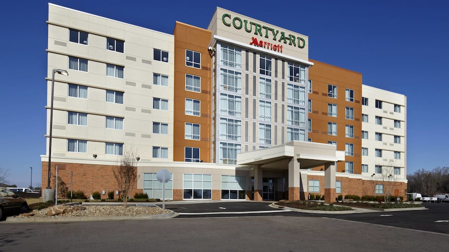 Courtyard by Marriott Knoxville West/Bearden