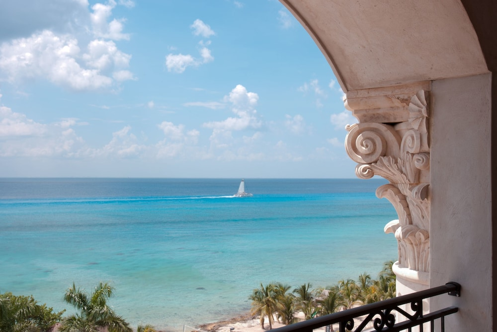 View from Property, The Landmark of Cozumel