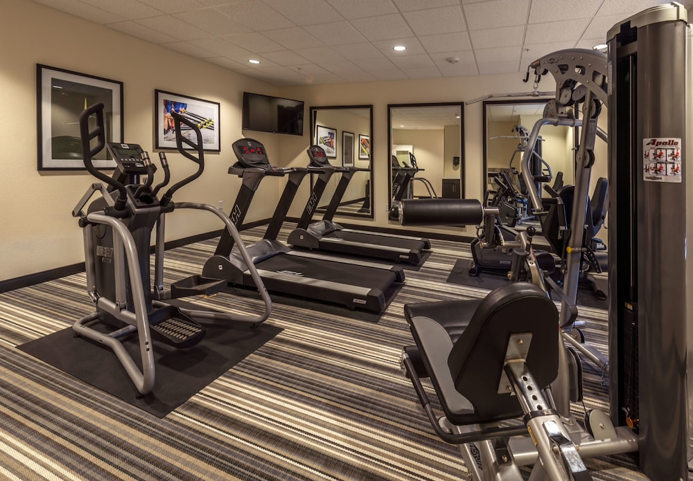 Fitness Facility, Candlewood Suites Winnemucca