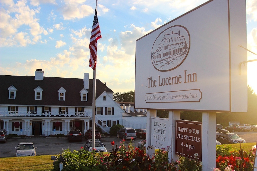 Front of Property, The Lucerne Inn