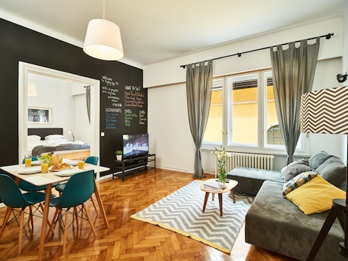 Irundo Zagreb - Downtown Apartments