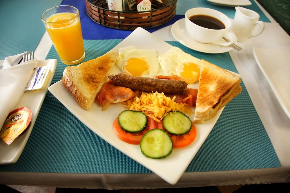Breakfast Meal, Athenian Villa