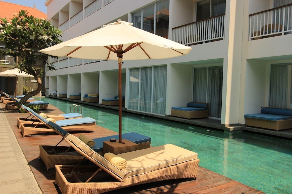 Exterior: Ossotel Legian Bali: 2019 Room Prices $58, Deals & Reviews