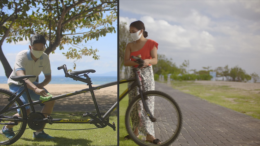 Bicycling, Sofitel Bali Nusa Dua Beach Resort
