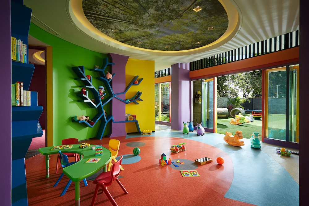 Children's Play Area - Indoor, Sofitel Bali Nusa Dua Beach Resort